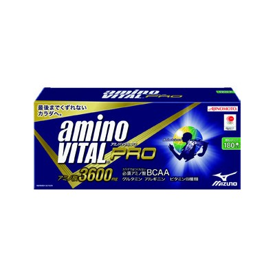 (aminoVITAL) (自転車用サプリメント)アミノバイタルPRO 180本入