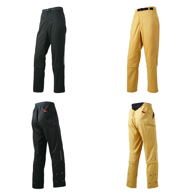 (PEARLiZUMi/パールイズミ)(自転車用ウェア/男性用/メンズ)(2017春夏) バイカーズ パンツ(2サイズワイド)(B9130)