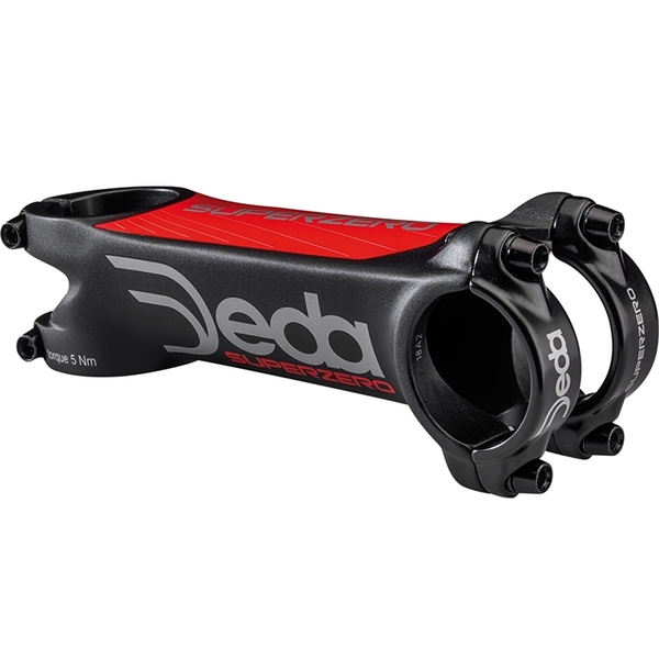 DEDA ELEMENTI デダエレメンティ スーパーゼロ シュレッドレスステム 31.7 2019 Team ロードバイク 自転車 サイクルパーツ