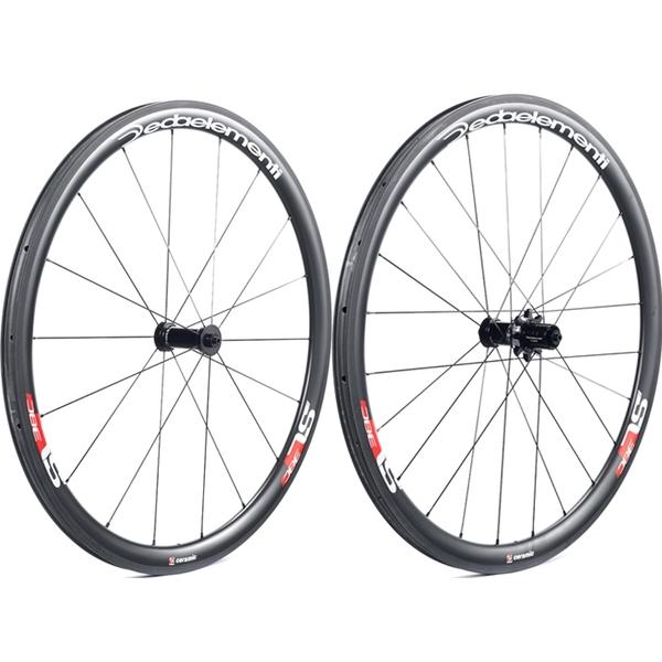 DEDA ELEMENTI デダエレメンティ ホイール SL38 WO F+R C18 TEAM シマノ WDSL18 ロードバイク 自転車 サイクルパーツ