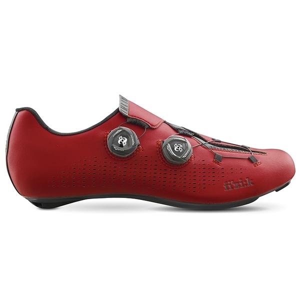 (fizik/フィジーク)R1B INFINITO BOA RED/BK サイクリングシューズ 自転車 ロードバイク シューズ サイクルシューズ サイクリング
