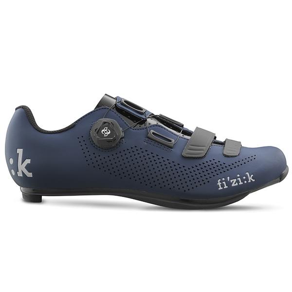 (fizik/フィジーク)R4B UOMO(メンズ)BOA* ネイビー/BK サイクリングシューズ 自転車 ロードバイク シューズ サイクルシューズ サイクリング