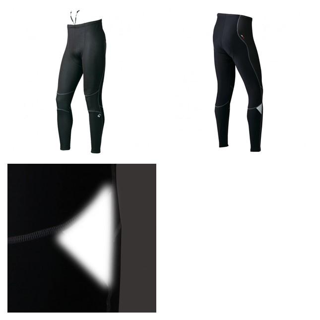 PEARL IZUMI パールイズミ (自転車用ウェア/男性用/メンズ)(2016秋冬) ブライト ウィンドブレーク タイツ (トールサイズ)(5℃対応)(L6000-3D)