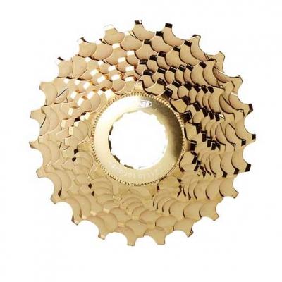 (TNI/ティーエヌアイ) (自転車用コグ)アルミコグ ゴールド カンパ10s