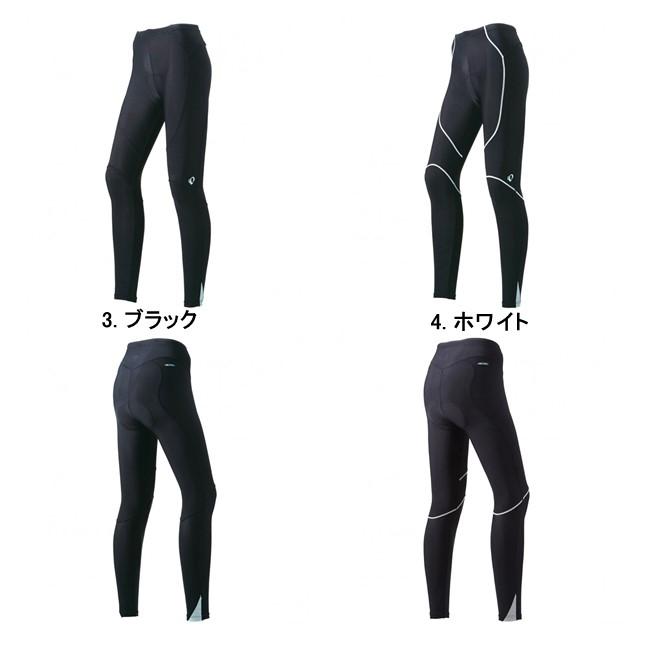 (PEARLiZUMi/パールイズミ)(自転車用ウェア/女性/レディース)(2017春夏) コールドブラック UV タイツ(W228-3DNP)