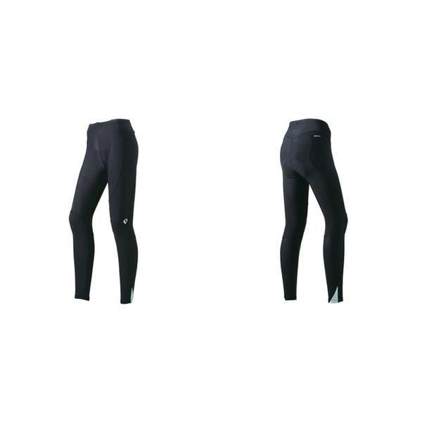(PEARLiZUMi/パールイズミ)(自転車用ウェア/女性/レディース)(2017春夏) コールドブラック UV タイツ (トールサイズ)(WL228-3DNP)