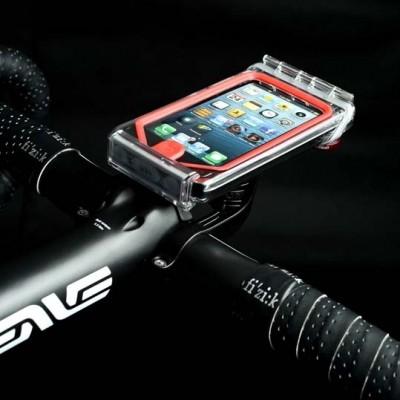 (テートラブス/TATELABS)(自転車用パーツ)iPhone Bike Mount(アイフォン・バイクマウント) (心拍センサーあり)