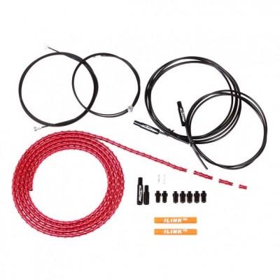 (アリゲーター/ALLIGATOR)(自転車用ブレーキワイヤー)I-LINK ブレーキケーブル セット 各カラー