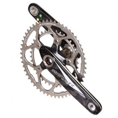 (ストロングライト/STRONGLIGHT)(自転車用クランク)FISSION アクティブリンク SS 110PCD ダブル・コンパクト