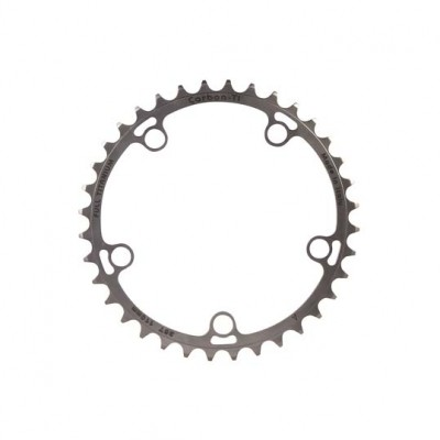 (カーボンチ/CarbonTi)(自転車用チェーンリング)X-Ring ROAD Full-Ti 110 インナー
