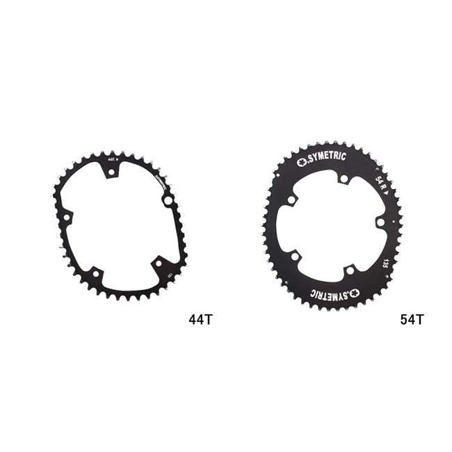 (ストロングライト/STRONGLIGHT)(自転車用チェーンリング)チェーンリングキット135PCD カンパ