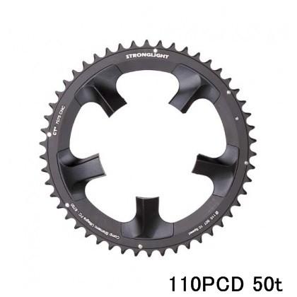 (ストロングライト/STRONGLIGHT)(自転車用チェーンリング)CT-2 110PCD ULTEGRA 6750 コンパクト アウター