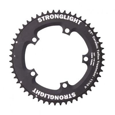 (ストロングライト/STRONGLIGHT)(自転車用チェーンリング)CT-2 クロノ(T.T)(10/11s) (130PCD)