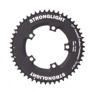 (ストロングライト/STRONGLIGHT)(自転車用チェーンリング)CT-2 クロノ(T.T)(10/11s) (110PCD)