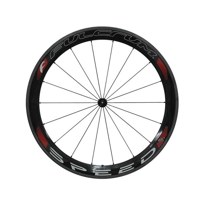 (FULCRUM/フルクラム)(自転車用ホイール)Speed 55T (F+R) シマノ9/10/11s(146388)
