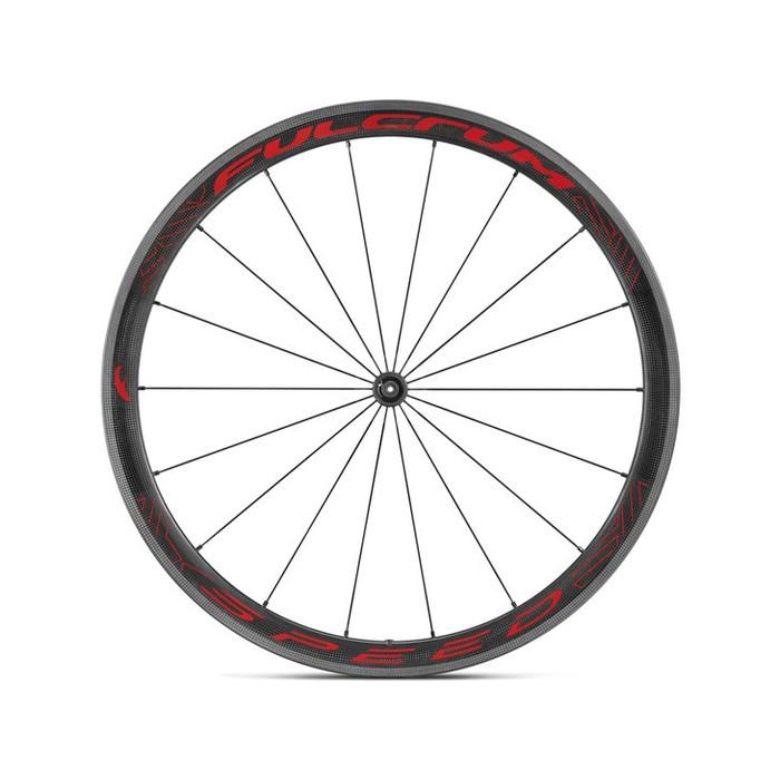 (FULCRUM/フルクラム)(自転車用ホイール)Speed 40 クリンチャー(F+R) シマノ(146386)