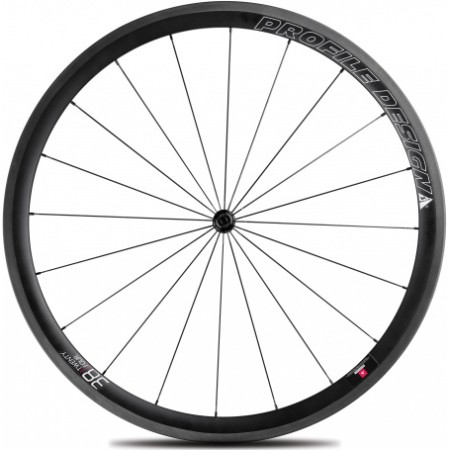 【35%OFF】 (PROFILEDESIGN Clincher/プロファイルデザイン)(自転車用ホイール)38 TWENTY FOUR Clincher Front TWENTY Front, YOU+ ユープラス株式会社:4ea7fea8 --- business.personalco5.dominiotemporario.com