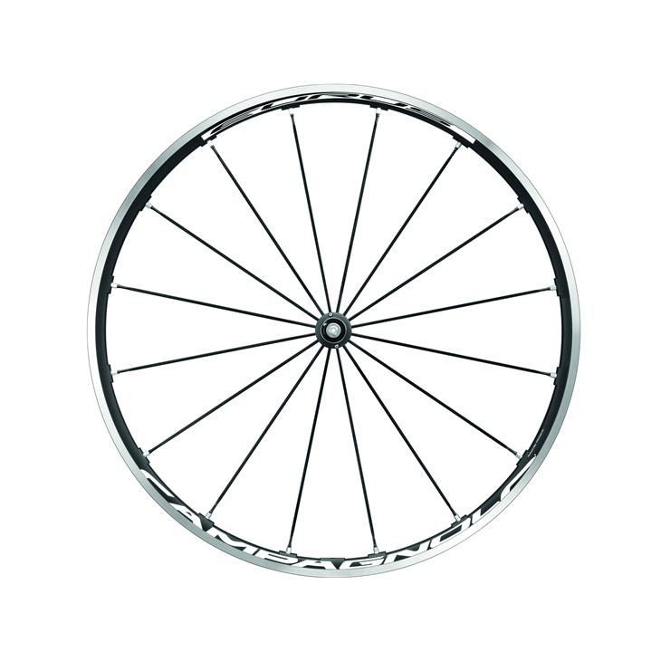 (Campagnolo/カンパニョーロ)(自転車用ホイール)EURUS WO (F+R) カンパ(12/13/14/15)(9/10/11s(0135355)