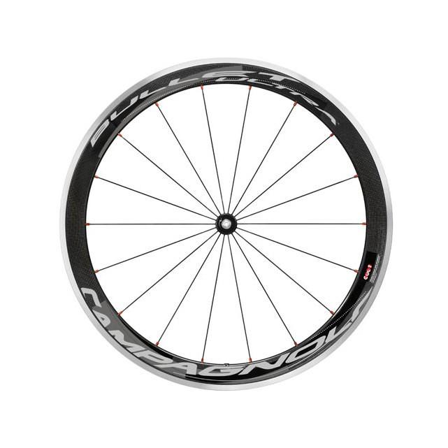 (Campagnolo/カンパニョーロ)(自転車用ホイール)バレット ウルトラ 50 WO(F+R)カンパCULT(ダークラベル9/10/11s(0135564)