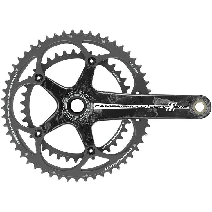(Campagnolo/カンパニョーロ)(自転車用クランク)COMP ONE オーバートルク 11s(172.5x39/52(FC14-CO1292)