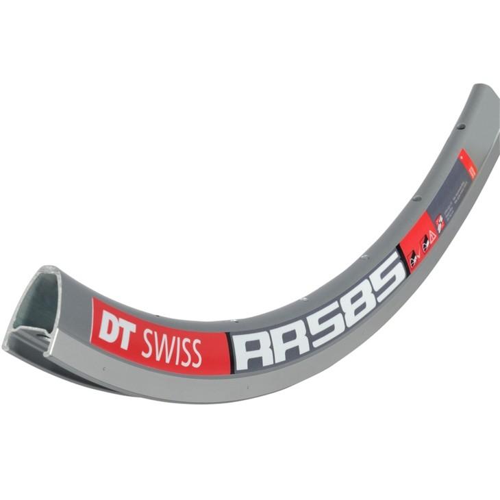 (DTSwiss/スイス)(自転車用リム)RR585 ロード 700C WOリム グレー32H