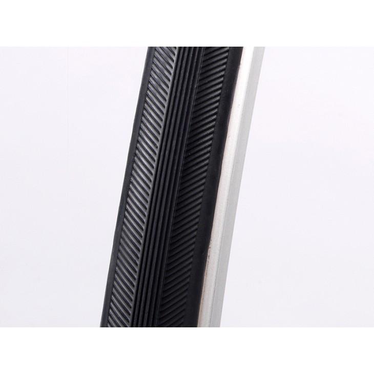 (Challenge/チャレンジ)(自転車用タイヤ)クリテリウム 320 チューブラー 23mm(ブラックxホワイト 23mm)