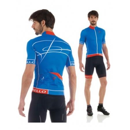 (PINARELLO/ピナレロ)(自転車用ウェア/男性用/メンズ)TOUR フルジップジャージ