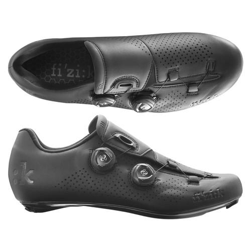 (fizik/フィジーク)(自転車用シューズ/靴)R1B UOMO(メンズ)BOA(ブラック 44.5(R1MBC 1010 445)) サイクリングシューズ 自転車 ロードバイク シューズ サイクルシューズ サイクリング
