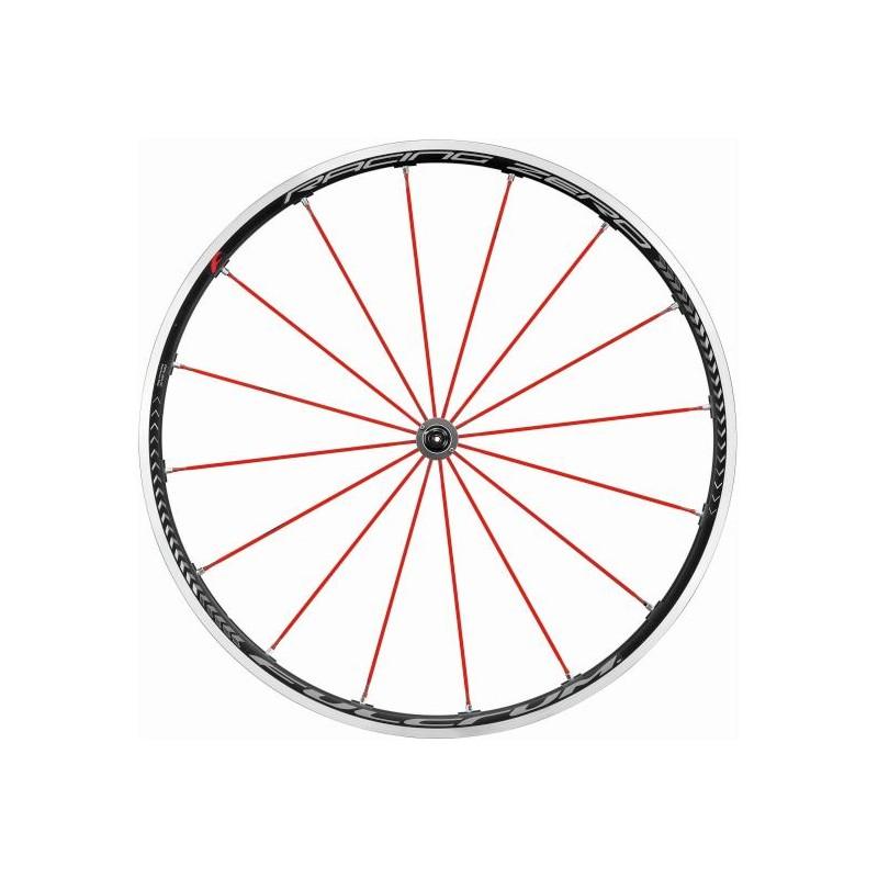 (FULCRUM/フルクラム)(自転車用ホイール)Racing ZERO WO (F+R) レッドスポーク ホイールバックなし