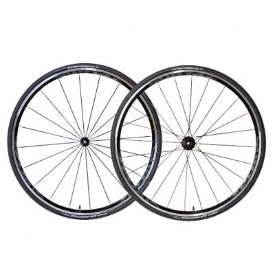 (モートップ/MORTOP)(自転車用ホイール)アルミホイールセット TRIPLE X-A (WO) シマノ