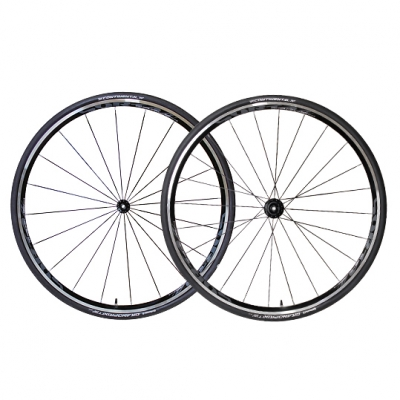 (モートップ/MORTOP)(自転車用ホイール)アルミホイールセット TRIPLE X-A (WO) カンパ