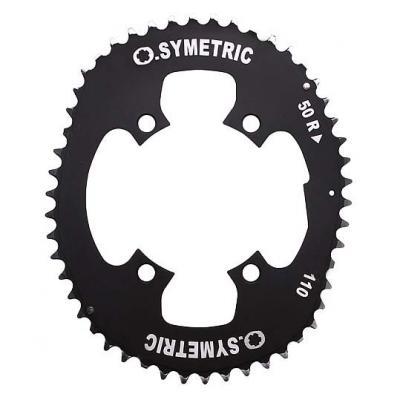 (ストロングライト/STRONGLIGHT)(自転車用チェーンリング)OSYMETRIC チェーンリングキット 110PCD 4arms (50/34)