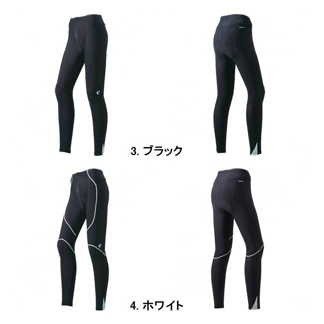 (パールイズミ/PEARLiZUMi)(自転車用ウェア/女性/レディース)(2017春夏)(W228-3DNP)コールドブラック UV タイツ