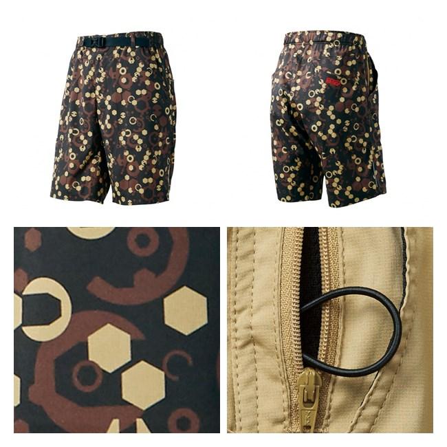 (パールイズミ/PEARLiZUMi)(自転車用ウェア/男性用/メンズ)(2017春夏)(9110)ストレッチ ショート パンツ