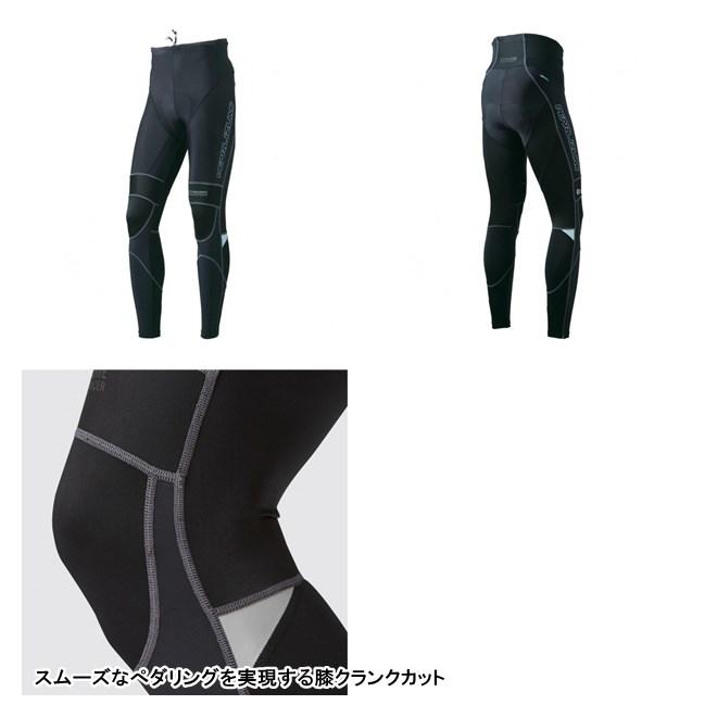 (パールイズミ/PEARLiZUMi)(自転車用ウェア/男性用/メンズ)(2017春夏)(928-3DNP)プリザーブ バイク タイツ