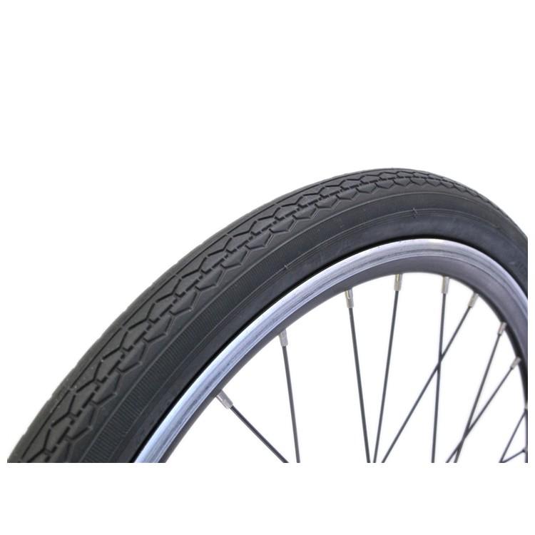 (共和/キョーワ)(一般車用自転車タイヤ)16x1.75 (タ・チ) 黒/黒 K/K