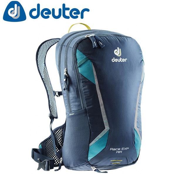 deuter ドイター D3207318-3325 レースEXPエアー NV/デニム バックパック リュック 自転車 サイクリング アウトドア 通勤 通学