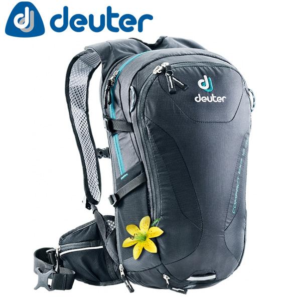 deuter ドイター D3200115-7000 コンパクトEXP10SL BK バックパック リュック 自転車 サイクリング アウトドア 通勤 通学