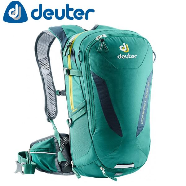 deuter ドイター D3200215-2319 コンパクトEXP12 アルパインGR バックパック リュック 自転車 サイクリング アウトドア 通勤 通学