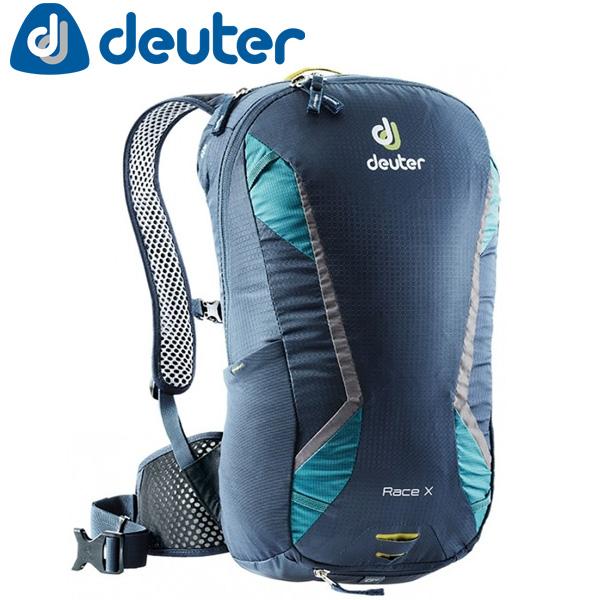 deuter ドイター D3207118-3397 レースX NV/デニム バックパック リュック 自転車 サイクリング アウトドア 通勤 通学