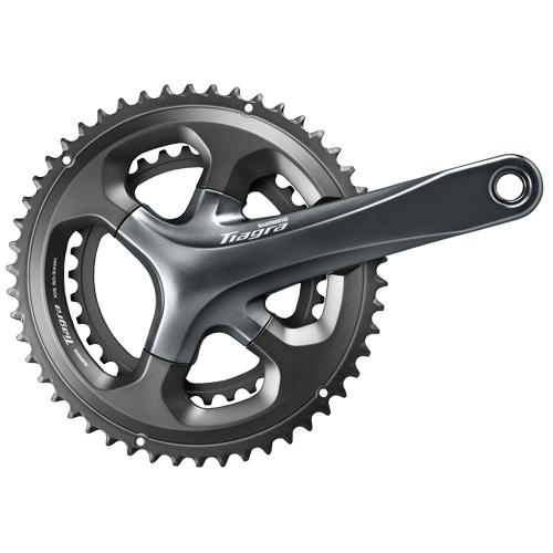 SHIMANO シマノ 自転車用 クランクセット FC-4700 52X36T 165mm 10S コンポーネント 自転車 サイクリング 自転車用パーツ サイクルパーツ