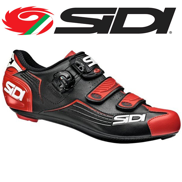 SIDI シディ シューズ ビンディングシューズ ALBA BLK/RED アルバ サイクルシューズ