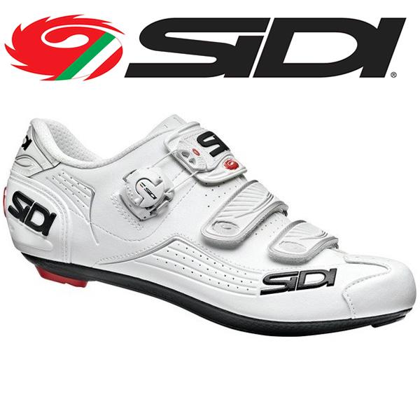 SIDI シディ シューズ ビンディングシューズ ALBA WHT/WHT アルバ サイクルシューズ