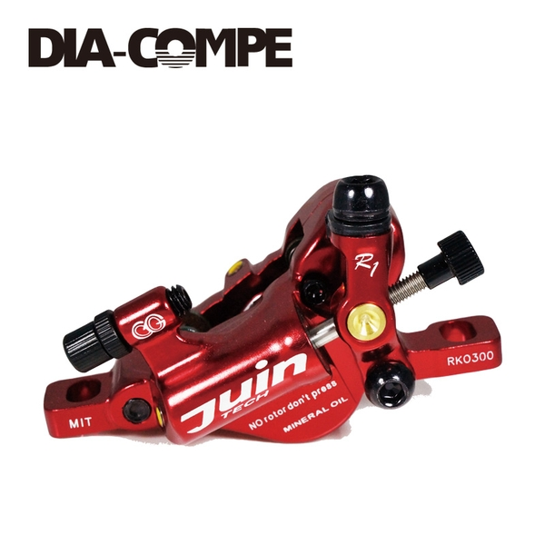 (DIA-COMPE/ダイアコンペ)R1 Disc Brake 前後セット RD