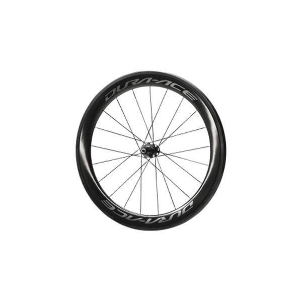 (SHIMANO/シマノ)(ロードバイク/自転車用ホイール)DURAACE(デュラエース) WH-R9100 C60 TU(チューブラー) リア ホイール