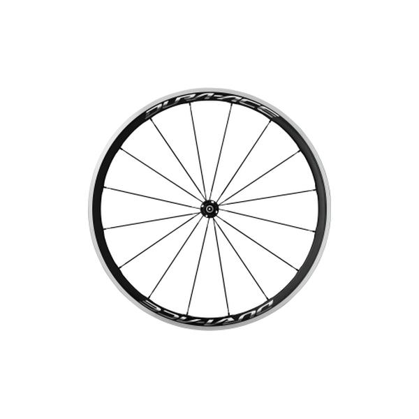 (SHIMANO/シマノ)(ロードバイク/自転車用ホイール)DURAACE(デュラエース) WH-R9100 C40 CL(クリンチャー) フロント ホイール