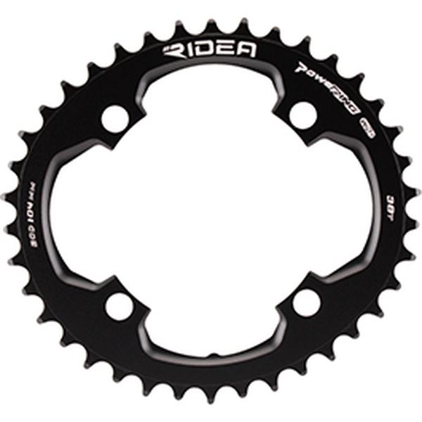 (RIDEA/リデア)(自転車用チェーンリング)MTB POWER RING 96 4アーム