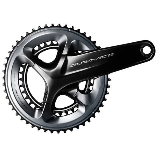SHIMANO シマノ 自転車 クランクセット DURAACE デュラエース FC-R9100 50~53T×34~42T コンポーネント サイクルパーツ