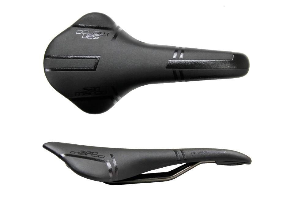 (SELLE SAN MARCO/セラサンマルコ)サドル CONCOR RACING BLACK WIDE(コンコール レーシング ブラック)(278LW013)