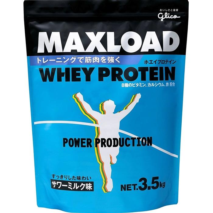 (glico/グリコ)MLホエイプロテイン サワーミルク味 3.5kg